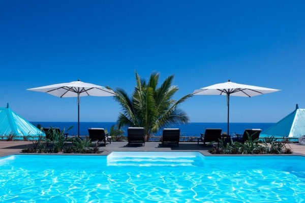 Piscine - Blue Margouillat Seaview Hotel Hôtel Blue Margouillat Seaview Hotel4* Saint Denis Reunion