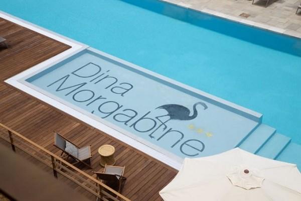 Piscine - Dina Morgabine Hôtel Dina Morgabine3* Saint Denis Reunion