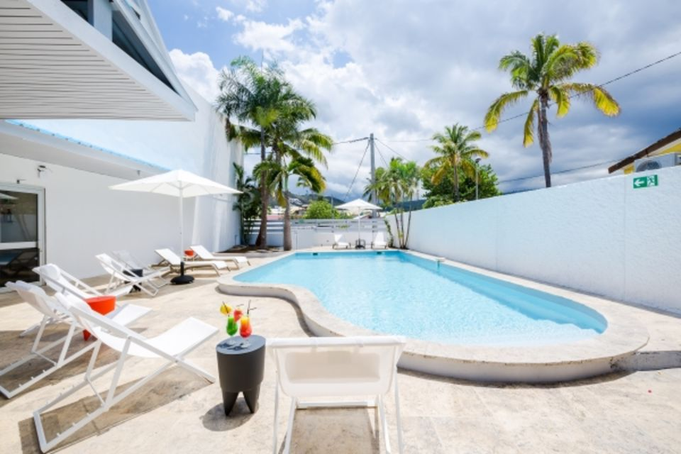 Hôtel Le Grand Bleu Océan indien et Pacifique Reunion