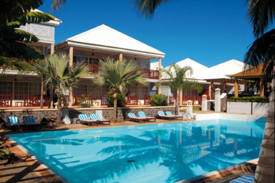 Hôtel Les Créoles Saint Denis Reunion
