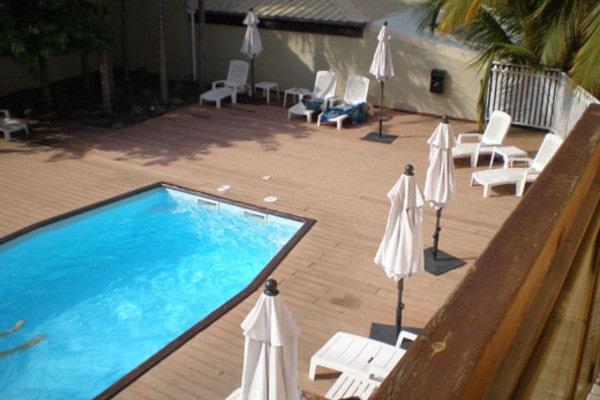 Piscine - Tropic Appart Hôtel Hôtel Tropic Appart Hôtel3* Saint Denis Reunion