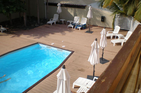Reunion-Saint Denis, Hôtel Tropic Appart Hôtel 3*