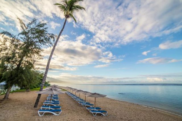Reunion : Hôtel Le Nautile Beach Hotel