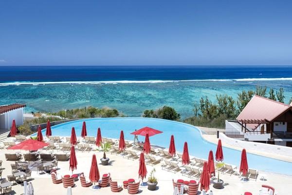 Vue mer - Akoya & Spa Hôtel Akoya & Spa5* Saint Denis Reunion