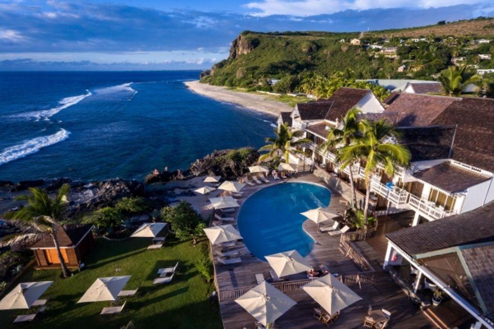 Hôtel Le Boucan Canot Océan indien et Pacifique Reunion