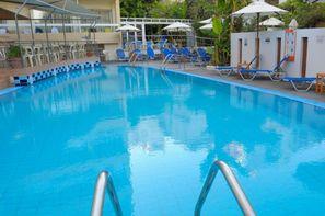 Rhodes-Rhodes, Hôtel Agla 3*