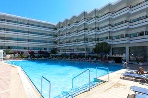 Rhodes-Rhodes, Hôtel Belair Beach 4*