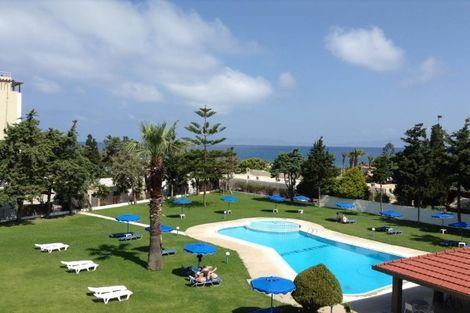 Rhodes-Rhodes, Hôtel Matoula Beach 4*