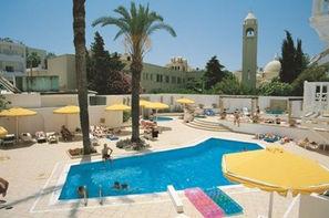 Rhodes-Rhodes, Hôtel Mitsis Petit Palais 4*