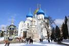 Marchés de Noel à Moscou