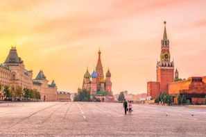 Hôtel Moscou, Coeur de Russie