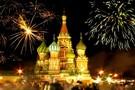 Réveillon de la Saint Sylvestre à Saint Petersbourg
