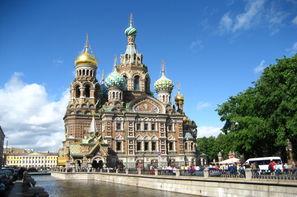 Russie-Saint Petersbourg, Hôtel Nouvel An à Saint Pétersbourg 4*