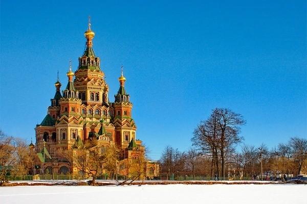 Vente flash EB Hiver Russie Hôtel Court séjour en hiver à Saint Pétersbourg 4*