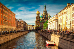 Hôtel Saint Sylvestre à Saint Petersbourg