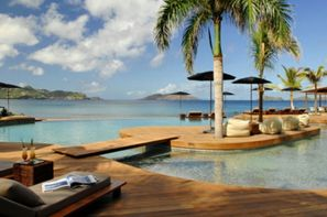 Saint Barthelemy-Saint Barthelemy, Hôtel Christopher St Barth 5*