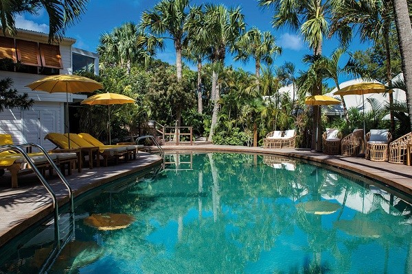 Hotel Villa Marie Saint Barth 5 233 Toiles Saint Barth