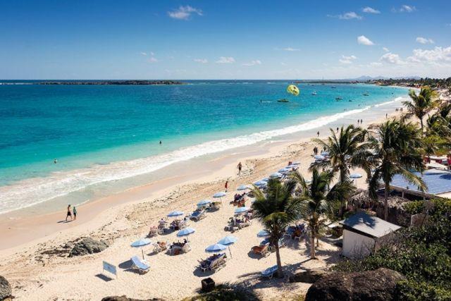 Saint Martin : Hôtel Esmeralda Resort