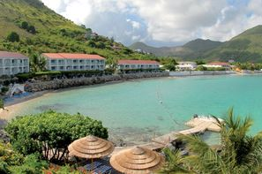 Saint Martin-Saint Martin, Hôtel Grand Case Beach Club 3*