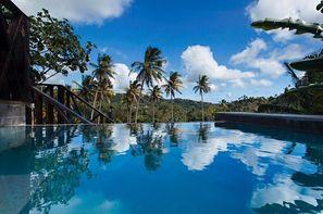 Sainte Lucie-Castries, Hôtel Fond Doux Plantation & Resort 3*