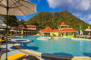 Sainte Lucie-Castries, Hôtel Papillon St Lucia by Rex Resorts 4*
