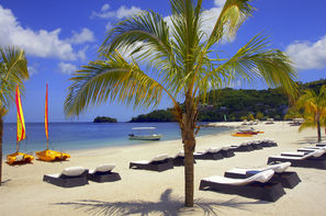 Sainte Lucie-Sainte-Lucie, Hôtel Blu Hôtel St Lucia 3*