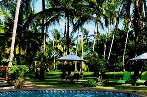 Sao Tome-Sao Tome, Hôtel Omali Lodge 4*