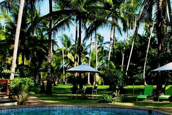 Piscine - Omali Lodge Hôtel Omali Lodge4* Sao Tome Sao Tome