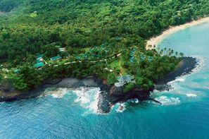 Sao Tome-Sao Tome, Hôtel Club Santana 4*