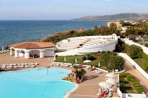 Sardaigne-Olbia, Club Bagaglino Resort 4*