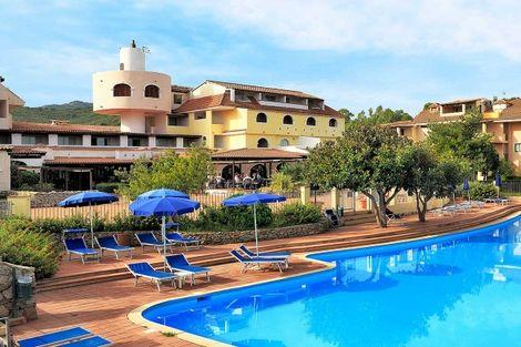 Sardaigne-Olbia, Hôtel Colonna Beach 4*