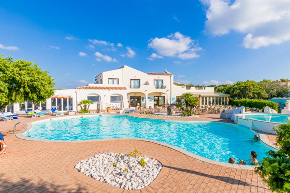 Hôtel Maxi Club Del Golfo Sardaigne Italie
