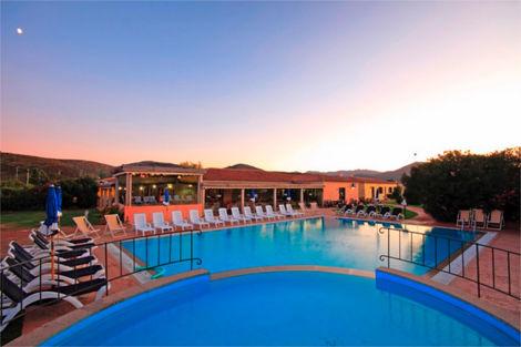 Sardaigne-Olbia, Hôtel Naya Club Li Suari 4*