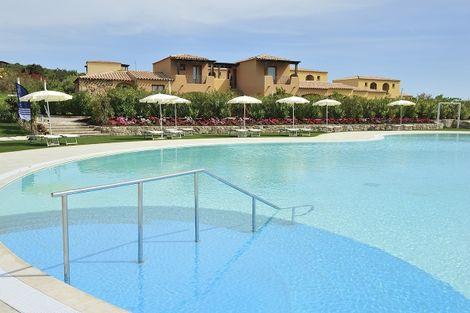 Sardaigne-Olbia, Hôtel Tui Family Life Janna e Sole 4*