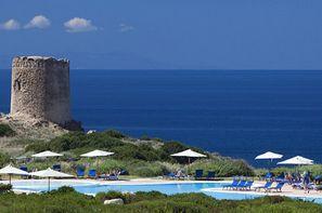 Sardaigne-Olbia, Hôtel Relax Torreruja Thalasso & Spa 4*