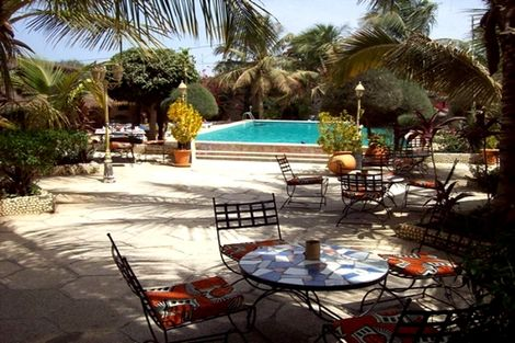 Senegal-Dakar, Hôtel Safari 2*