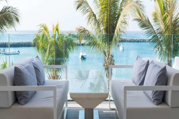 Terrasse du bar - Terrou-Bi Beach & Casino Resort Hôtel Terrou-Bi Beach & Casino Resort5* Dakar Senegal
