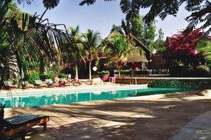Senegal-Dakar, Hôtel Club les Bougainvillées 4*