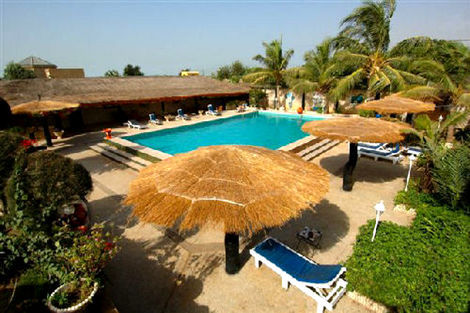 Senegal-Dakar, Hôtel Club Safari 2*