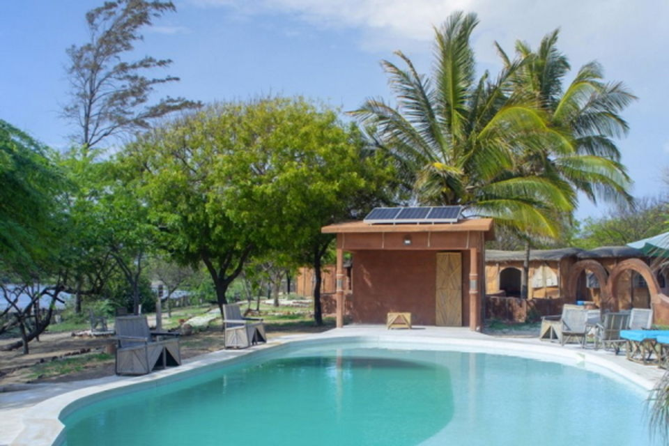Hôtel Ecolodge de Palmarin Afrique Senegal