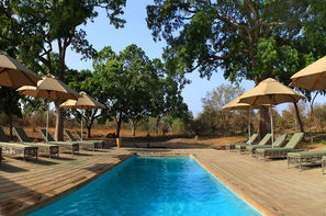 Senegal-Dakar, Lodge Fathala Wildlife Reserve 5*