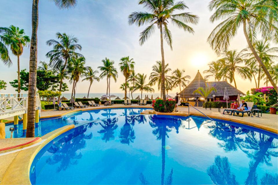 Hôtel Framissima Palm Beach Petite Côte Senegal