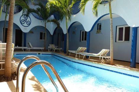 Senegal-Dakar, Hôtel Hacienda 3*