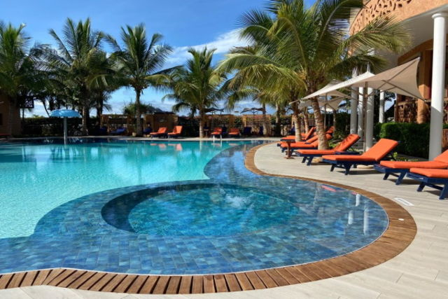 Senegal : Hôtel Lamantin Beach Resort & Spa