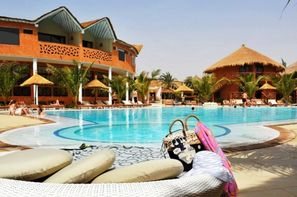 Senegal-Dakar, Hôtel Le Lamantin Beach Resort & Spa 5*