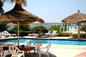 Senegal-Dakar, Hôtel Le Pélican du Saloum 3*