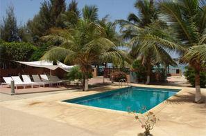 Senegal-Dakar, Hôtel LE PHENIX 3*