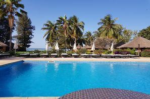 Senegal-Dakar, Hôtel Le Saly hotel 4*