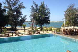 Senegal-Dakar, Hôtel Lodge et Océan Savane 4*