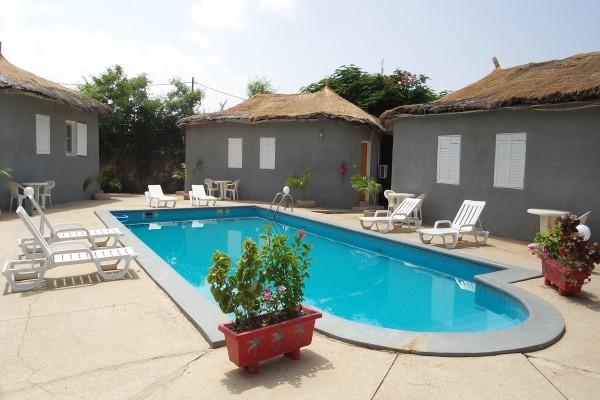 piscine - Melia Hôtel Melia3* Dakar Senegal